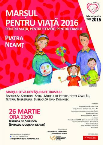 Haideți alături de noi să susținem împreună dreptul la viață al copiilor nenăscuți
